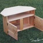 Custom TV Stand by Doug Marvel, Marvelous Woodworking