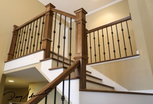 custom staircase_upperlevel