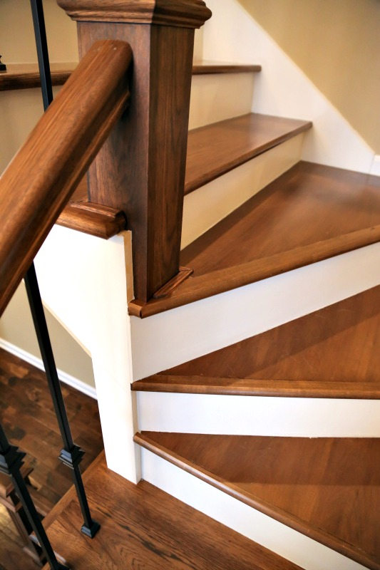 Updating a Staircase: treads | Marvelous Woodworking