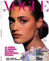 Amber Vogue cover