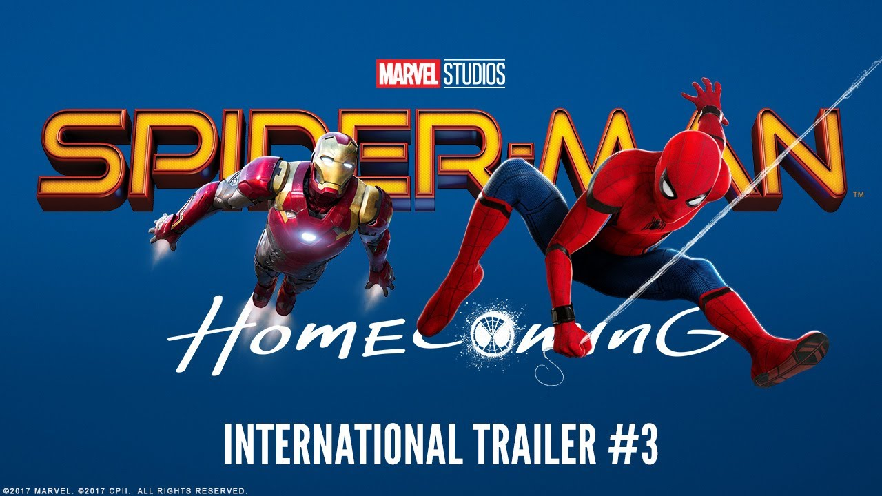 Spider-Man Homecoming international trailer