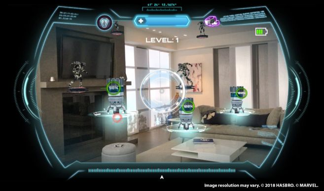HERO VISION IRON MAN AR EXPERIENCE - In-App (3)
