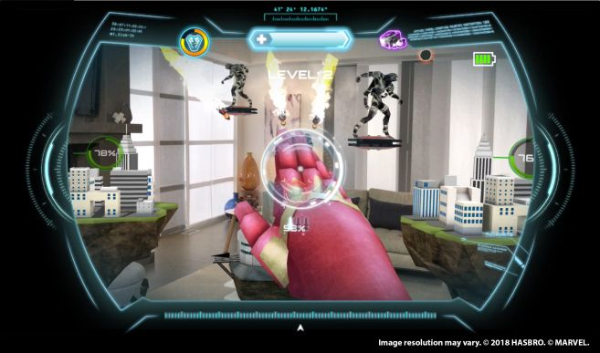 HERO VISION IRON MAN AR EXPERIENCE - In-App (7)