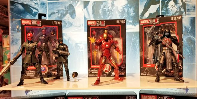 Hasbro Marvel Studios First 10 years 1