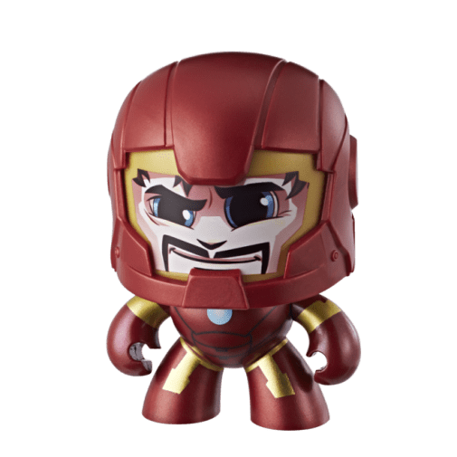 MARVEL MIGHTY MUGGS Figure Assortment - Iron Man (2)