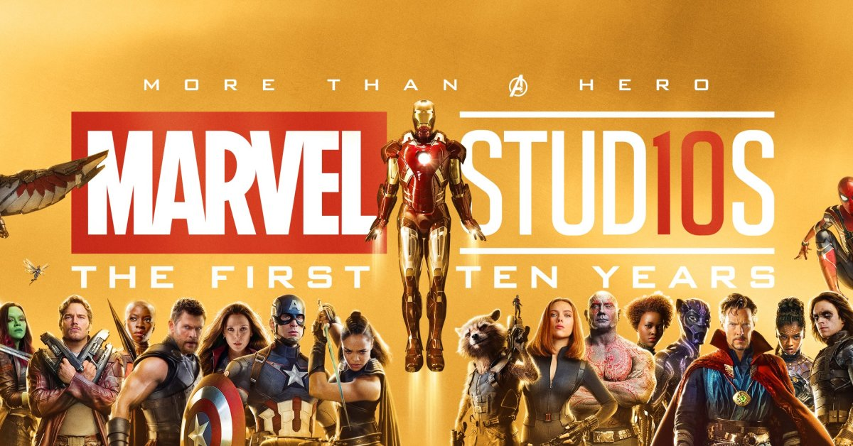 Image result for marvel ten years