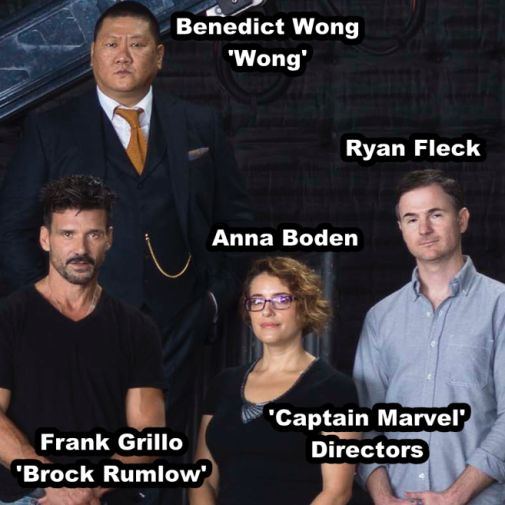 Marvel Studios class photo 8