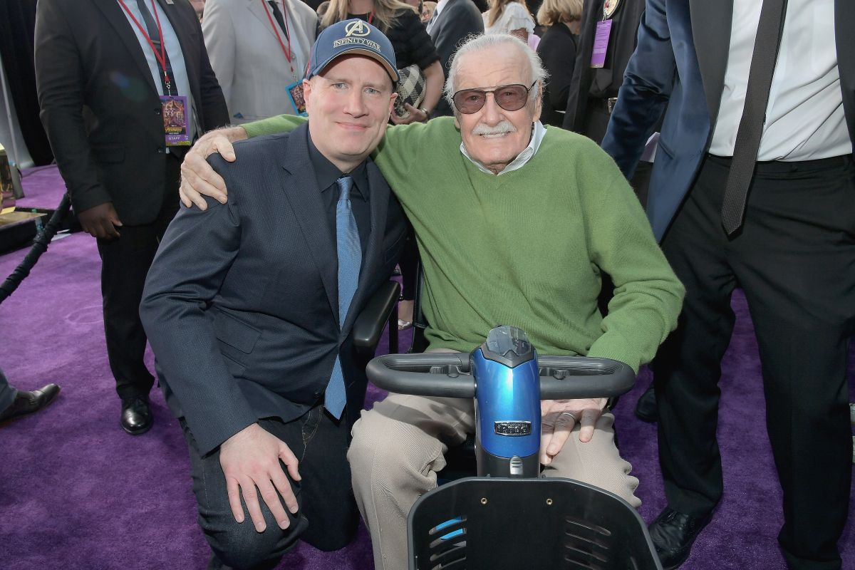 Marvel stars pay tribute to the life and legacy of Stan ...