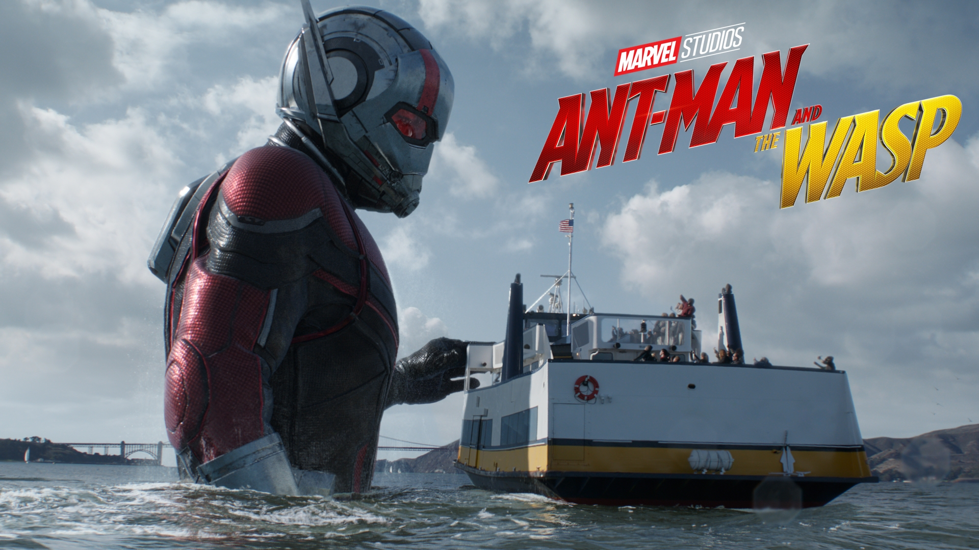 16 Hd Images From Ant Man And The Wasp Released By Marvel Studios
