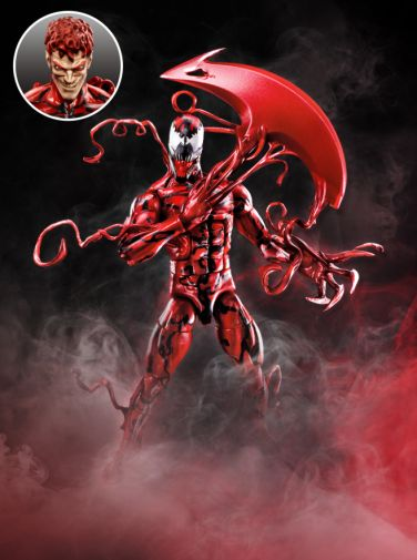 MARVEL VENOM LEGENDS SERIES 6-INCH Figure Assortment (Carnage)