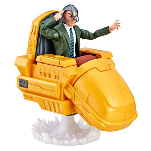 MARVEL LEGENDS SERIES 6-INCH Vehicles Assortment Wave 1 (Professor X with Hover Chair) - oop 1