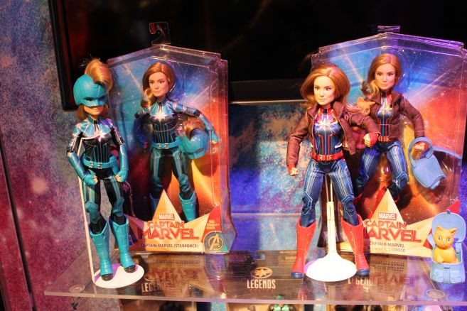 Hasbro - Captain Marvel - Toy Fair 2019 - 04