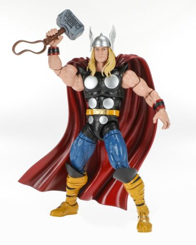 Marvel 80th Anniversary Legends Series Thor Figure oop