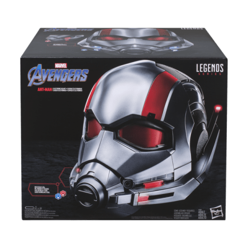 Marvel Legends Series Ant-Man Electronic Helmet in pck