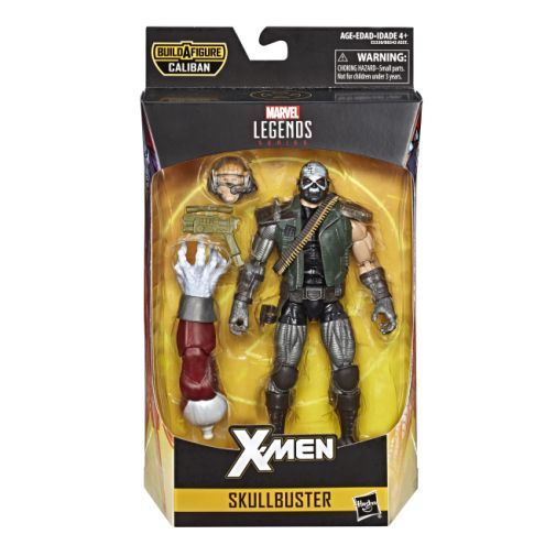 Marvel X-Men Legends Series 6-Inch Figure Assortment (Skullbuster) - in pck