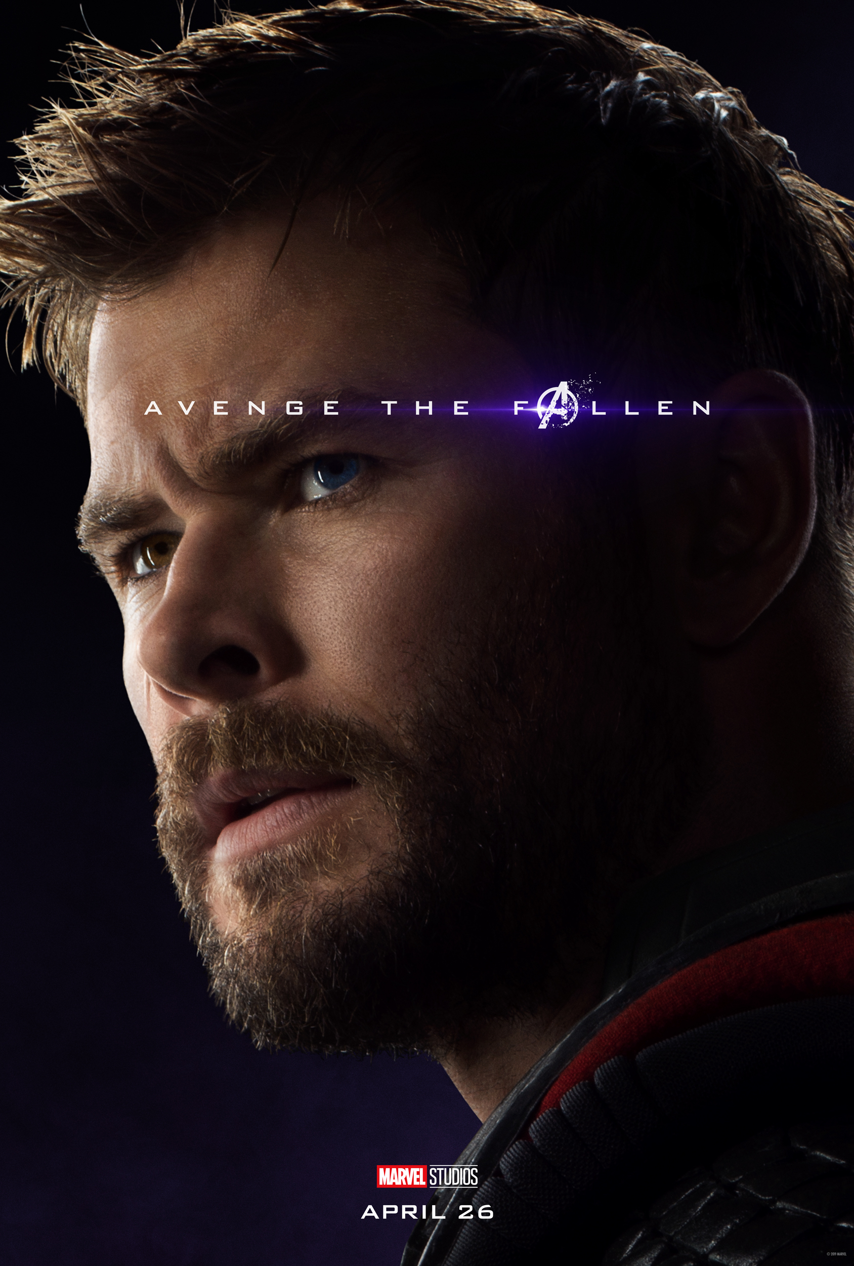 Avengers Endgame Character Posters Highlight The Living And Fallen