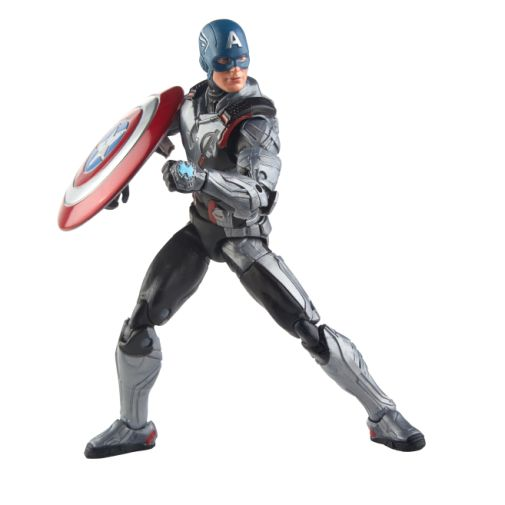 MARVEL AVENGERS ENDGAME LEGENDS SERIES 6-INCH CAPTAIN AMERICA FIGURE oop