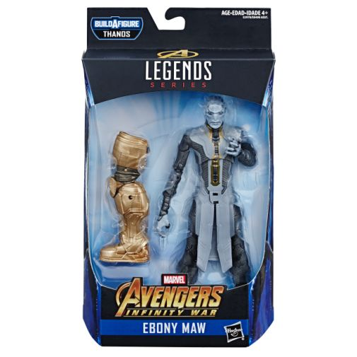 MARVEL AVENGERS ENDGAME LEGENDS SERIES 6-INCH EBONY MAW FIGURE in pck