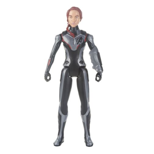 MARVEL AVENGERS ENDGAME TITAN HERO SERIES BLACK WIDOW oop