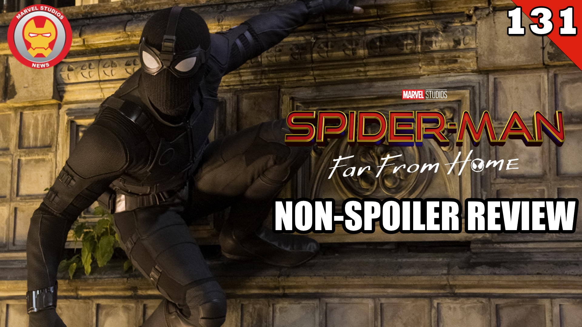 Marvel Studios News podcast #131 - 'Spider-Man: Far From Home' non