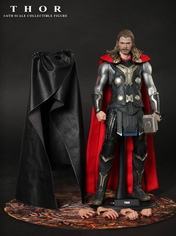 Hot Toys Thor The Dark World Thor Sixth Scale Figure & Accessories