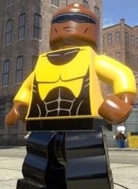 LEGO Marvel 2014 Mary Jane & Power Man Minifigures
