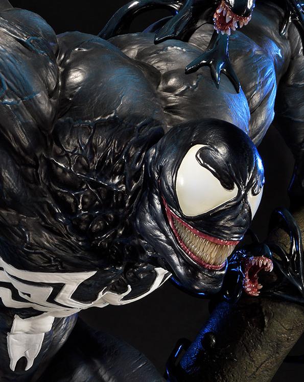 EXCLUSIVE Prime 1 Studio Venom Statue Up For Order