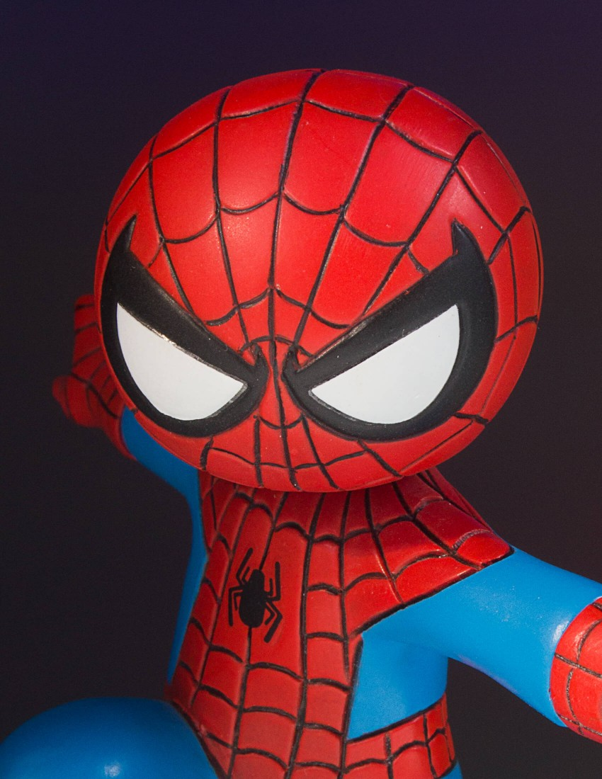 Baby Man Animated Spider