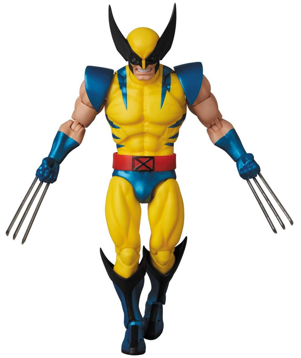 Mafex Wolverine Figure Up For Order Photos Po Info Marvel Toy News