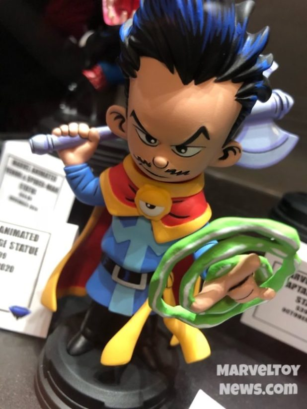 NYCC 2019 Marvel Animated Doctor Strange Statue