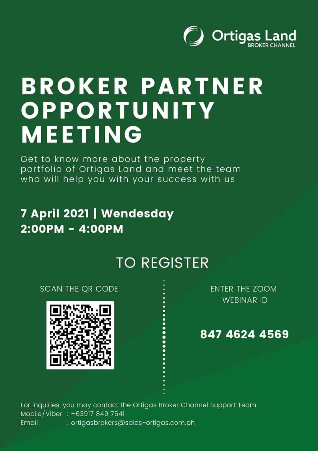 Broker Partner Opportunity