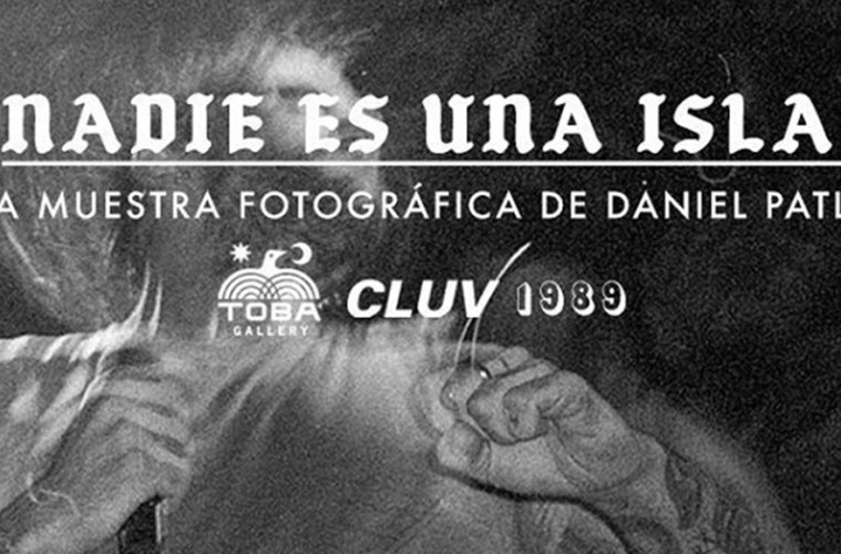 """Daniel Patlán presenta """"Nadie es una isla""""."""