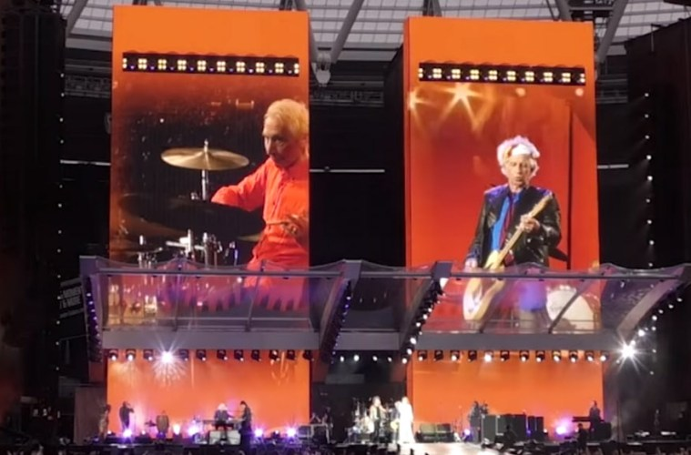 The Rolling Stones lanzará Honk, un nuevo disco.