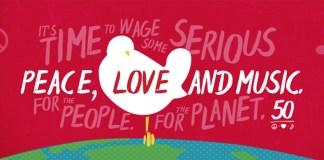 El aniversario de Woodstock ya tiene cartel completo.