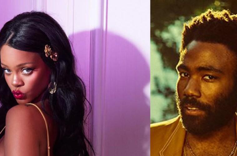 """Rihanna y Childish Gambino serán una pareja de delincuentes en la película """"Guava Island""""."""