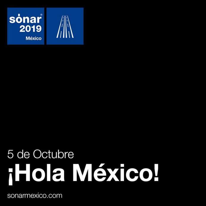 Festival Sónar en México.