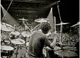 Simon Phillips, Entrevista Marvin
