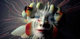 Bjork video tabula rasa cornucopia utopia nuevo video show Nueva York