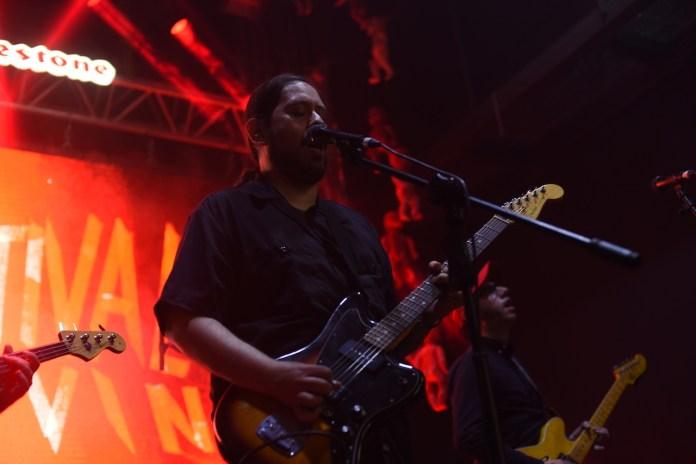 Escenario Firestone en Festival Marvin