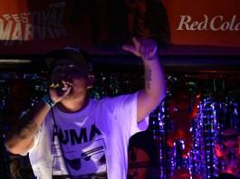 Escenario Red Cola Festival Marvin
