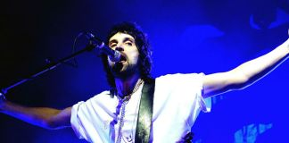 Serge Pizzorno Kasabian The S.L.P Favourites