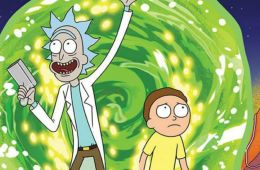 Rick and morty cuarta temporada noviembre