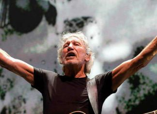 David Draiman Roger Waters concierto Israel
