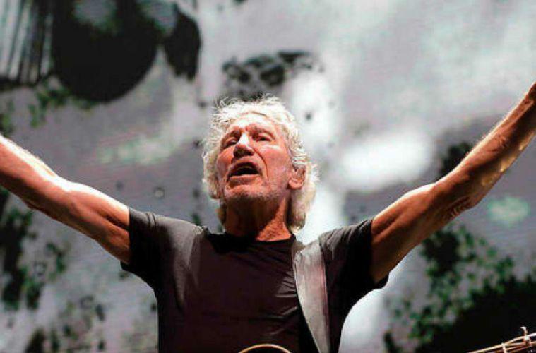 David Draiman Roger Waters concierto Israel