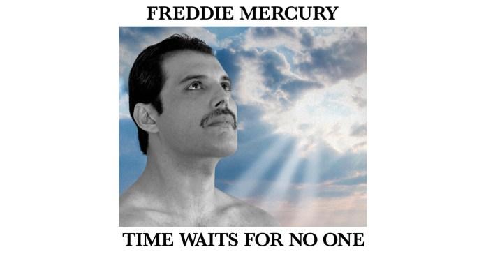 Freddie Mercury Time Waits For No One