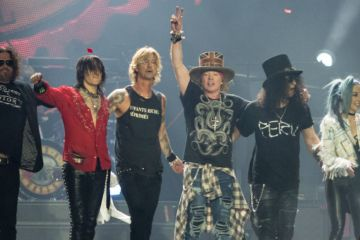 Fronterizo Fest Guns And Roses