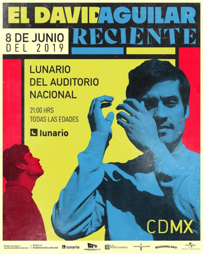 David Aguilar - Lunario