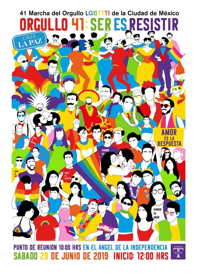 Marcha del Orgullo LGBT de la Ciudad de México