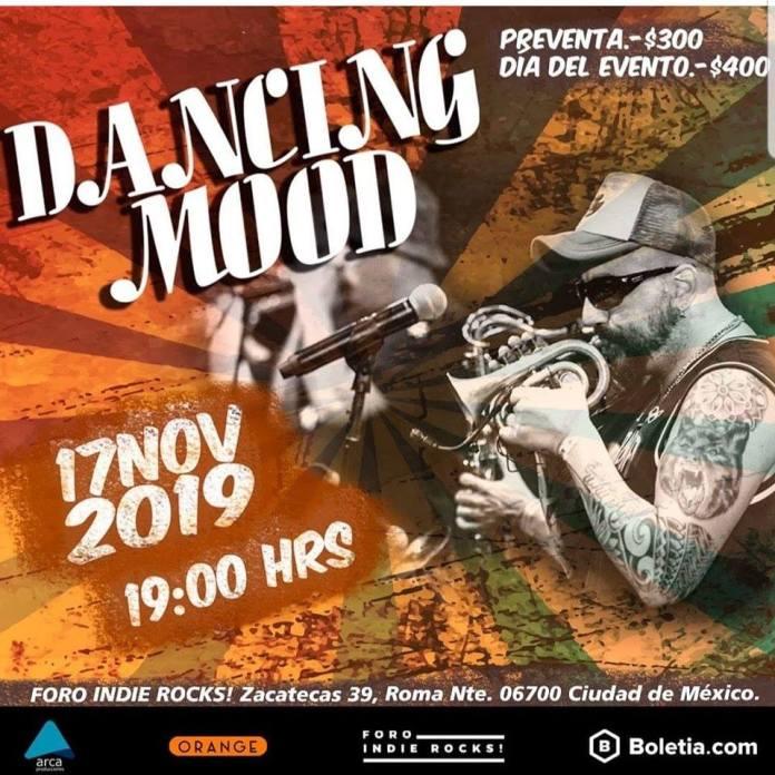 Dancing Mood en Foro Indie Rocks