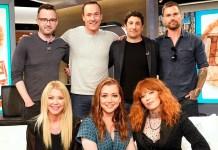 Elenco de 'American Pie' se reencuentra por su 20 aniversario
